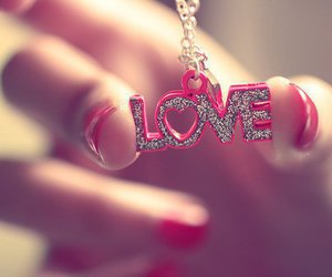 charm, necklace, and girly image