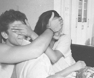 couples, sweet, and shy image