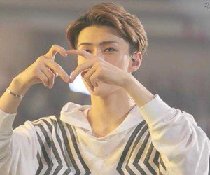 exo, heart, and oh image