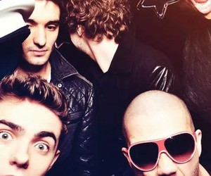 crazy, music, and the wanted image