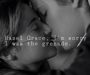 the fault in our stars and hazelgreace image