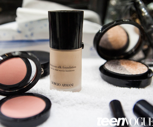 beauty, chic, and makeup image