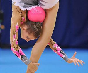 dancing, gymnastics, and flexibility image