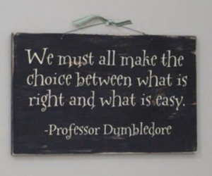 quotes, harry potter, and dumbledore image