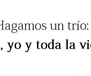 love, frases, and tu image