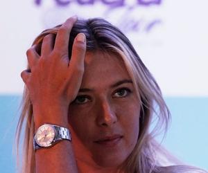 beautiful, blonde, and Maria Sharapova image