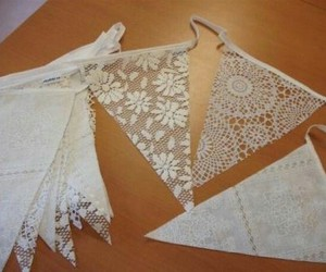 bridal, decoration, and lace image