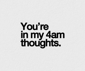 love, thoughts, and quotes image
