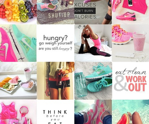 color, food, and healthy image