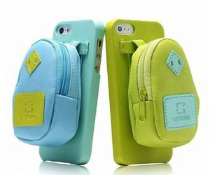 phone cases, cute, and little bookbags image