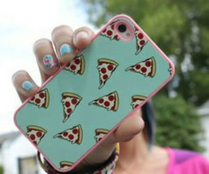 i want one, pretty, and pizza image