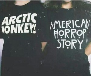 american horror story, arctic monkeys, and grunge image