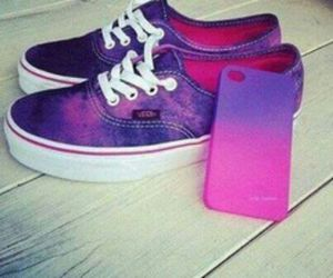 pretty, vans, and phone cases image
