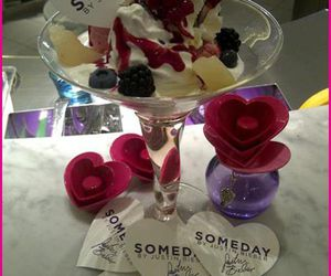someday, justin bieber, and ice cream image