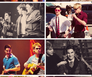 glee, glee cast, and darren criss image