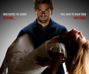 Dexter, dexter morgan, and rita image