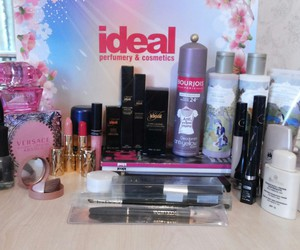 my style, my parfume, and my cosmetic image