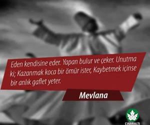 allah, muslim, and mevlana image