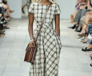 dress, Michael Kors, and spring summer 2015 image