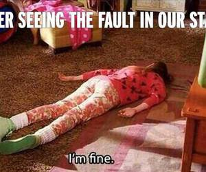 sad and the fault in our stars image