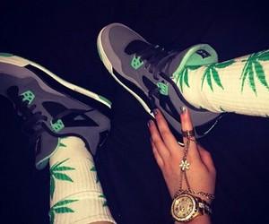 jordans, huf, and shoes image
