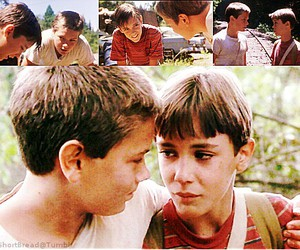 friendship, river phoenix, and stand by me image
