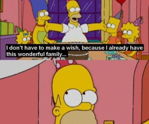 funny, the simpsons, and family image