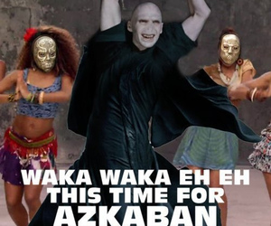 voldemort, harry potter, and azkaban image