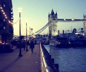 city, london, and tower of london image