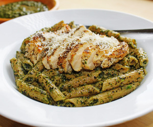 Chicken, dinner, and dish image