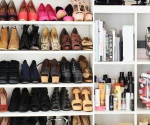 fashion, shoes, and books image