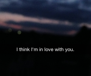 blurry, in love, and night image