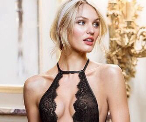 lingerie and candice swanepoel image