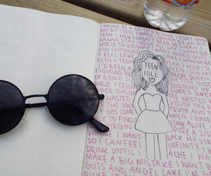hipster, indie, and marina and the diamonds image