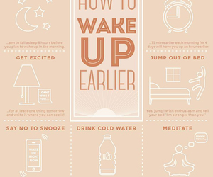 motivation, wake up, and fitness image