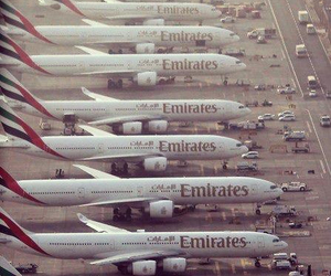Dubai, emirates, and UAE image