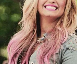 happy, smile, and ddlovato image