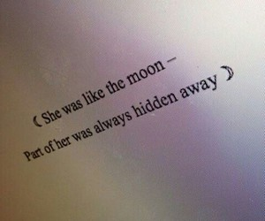 away, hidden, and quote image
