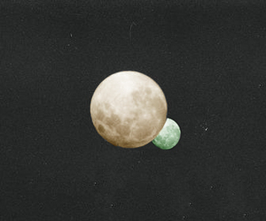 haruki murakami, moon, and own image