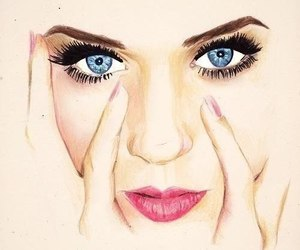 katy perry and draw image