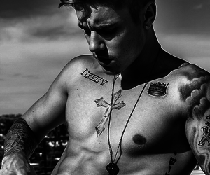 handsome, sexy, and justin bieber image