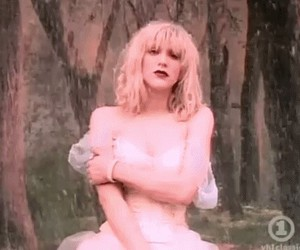 80s, 90s, and Courtney Love image