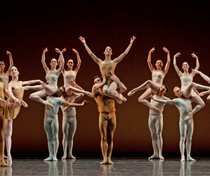 ballet, dance, and group image
