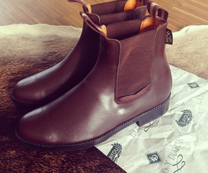 ankle boots, autumn, and classy image