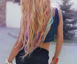 awesome, beautiful, and long hair image