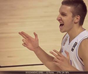 Basketball, srbija, and bogdan bogdanovic image
