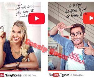 video, youtube, and cyprien image