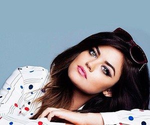 lucy hale, beautiful, and pretty little liars image