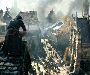 arno, assassin's creed, and assassins creed unity image