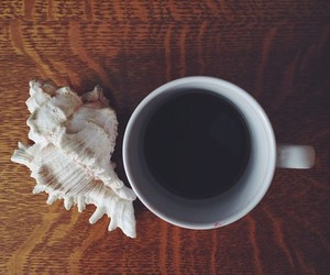 coffee, indie, and sea image
